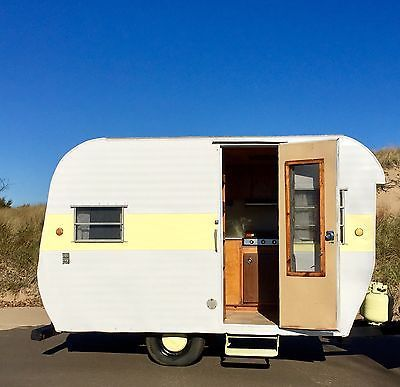 Account Suspended Travel Trailer Canned Ham Cree