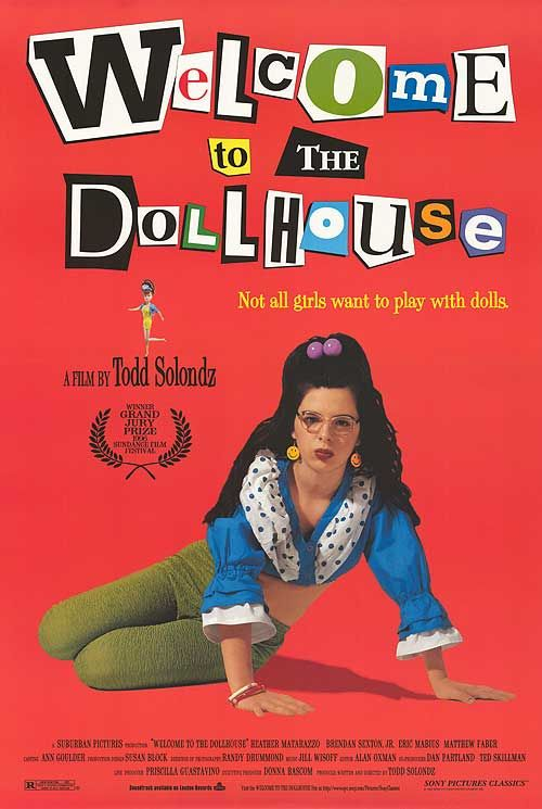 Watch Welcome to the Dollhouse Full-Movie Streaming