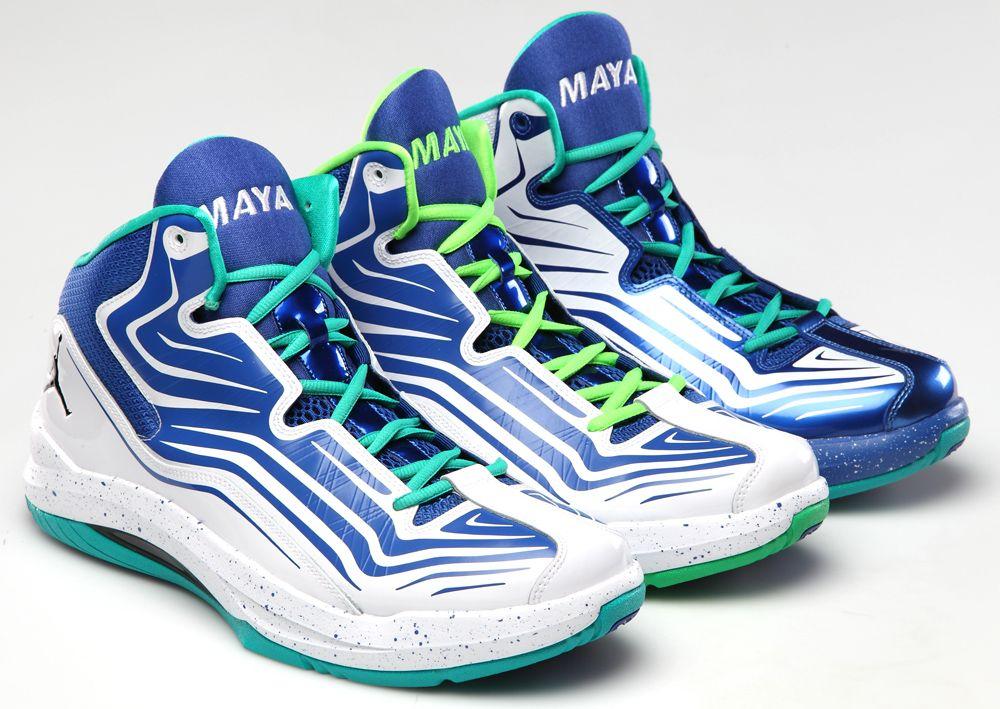 check out a35f2 63cc8 Jordan Brand PE s for Maya Moore (Air Jordan XX3   Aero Mania)