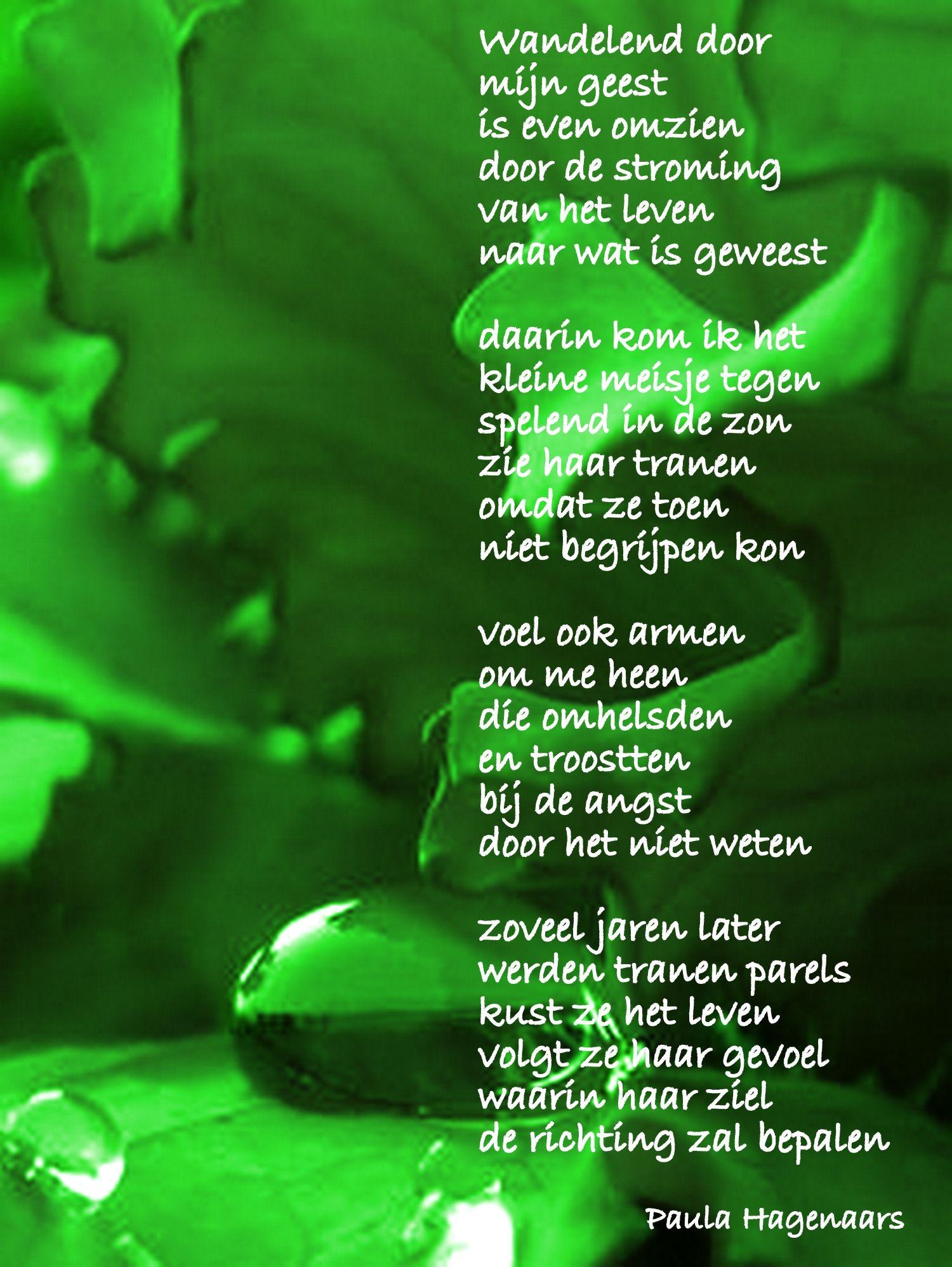 Gedichten Paula Hagenaars Teksten Gedichten Teksten En