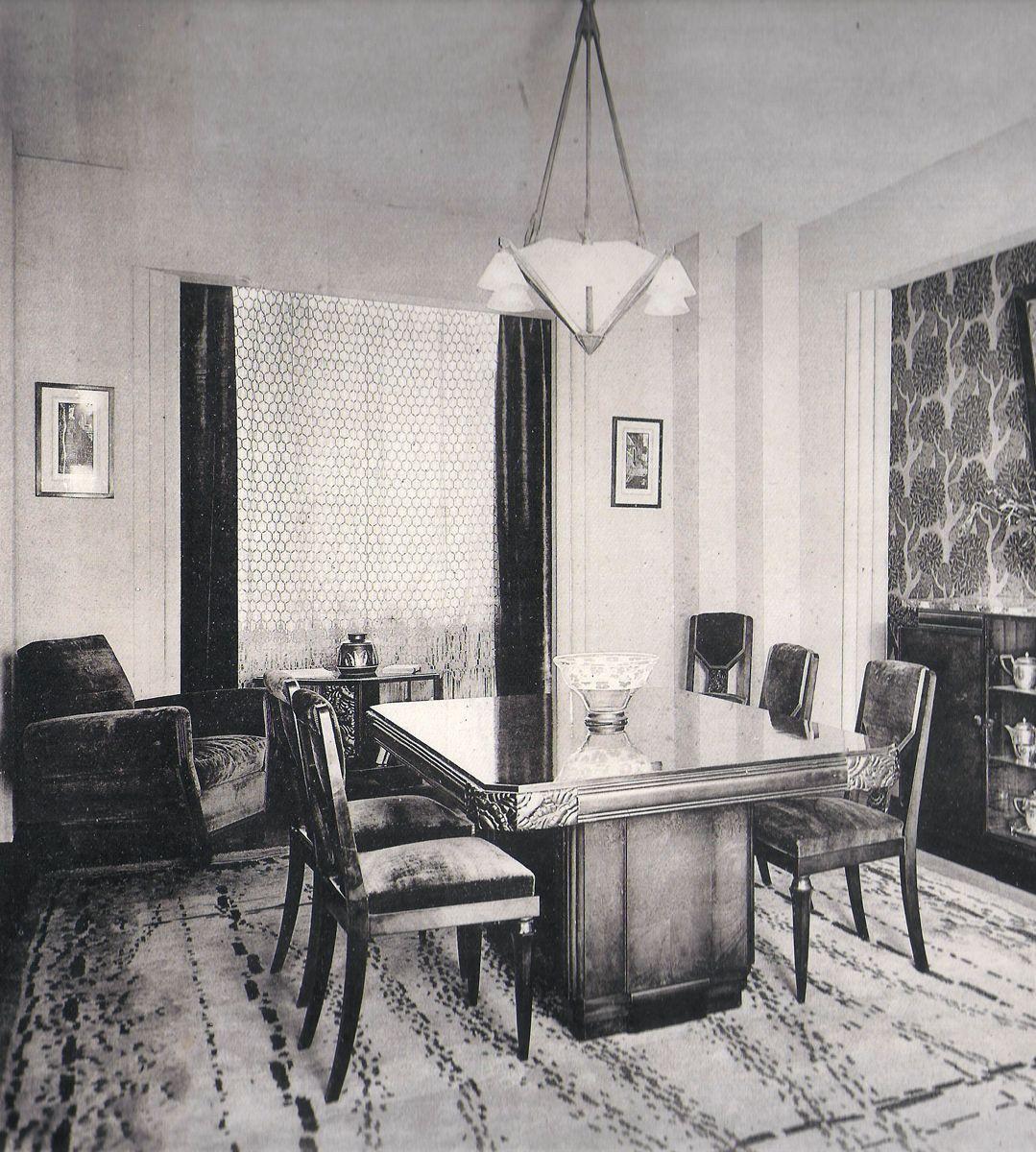 art deco furniture | art deco interiors | pinterest | art deco