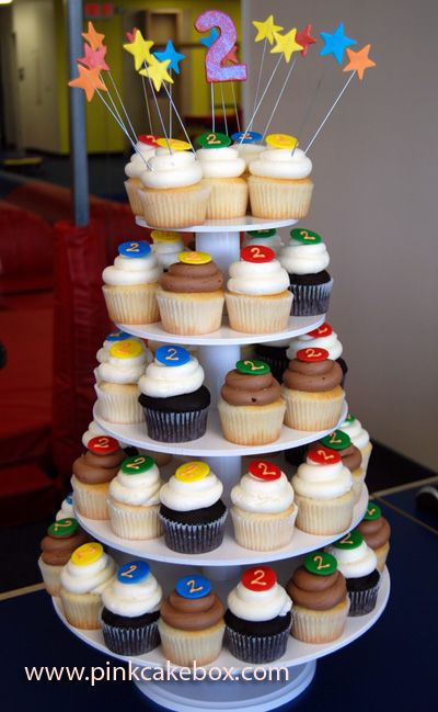 Cupcake Birthday Cake Ideas Interested More In Finding What Are