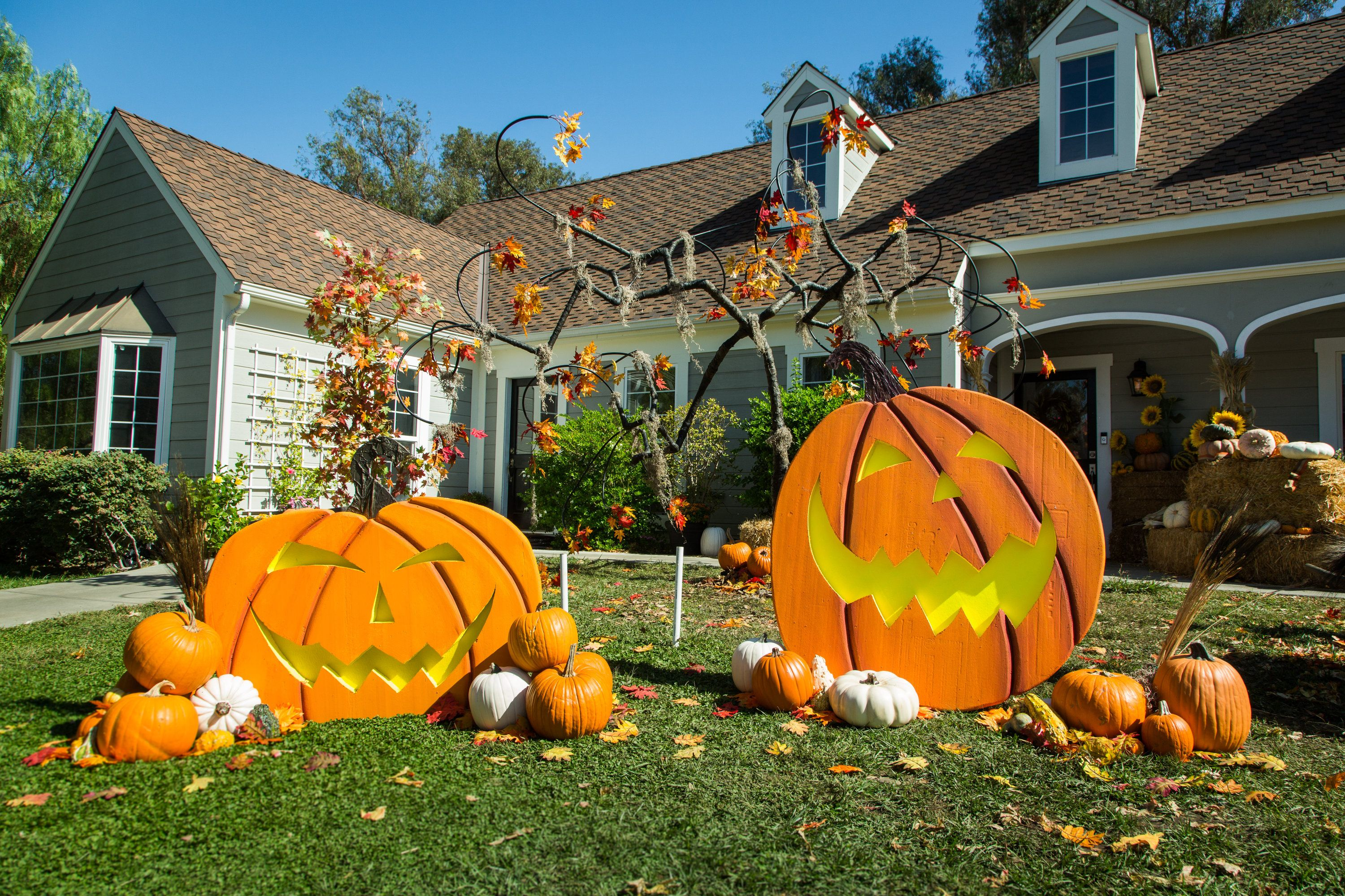 Be The Talk Of Your Neighborhood With This Spooktacular Diy
