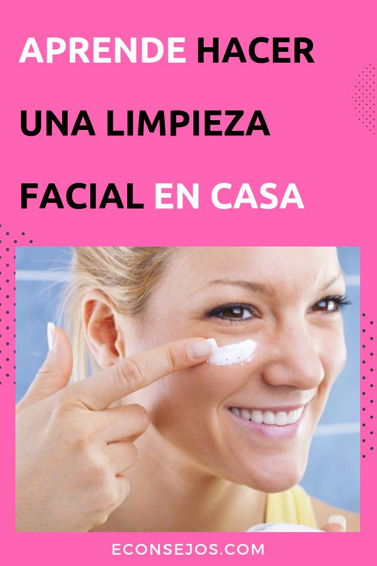 Limpieza facial casera para cutis graso
