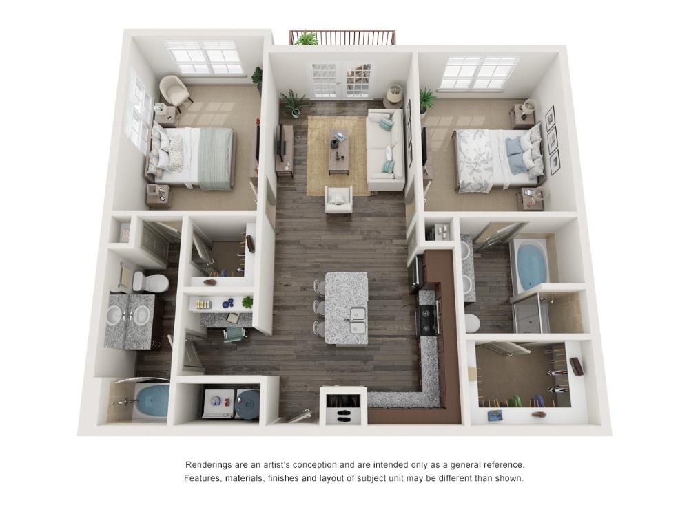 Floor Plans Villagio Apartment Homes Steadfast Apartment Rental Mansfield Texas Floor Plans Floor Plan Design Two Bedroom Floor Plan