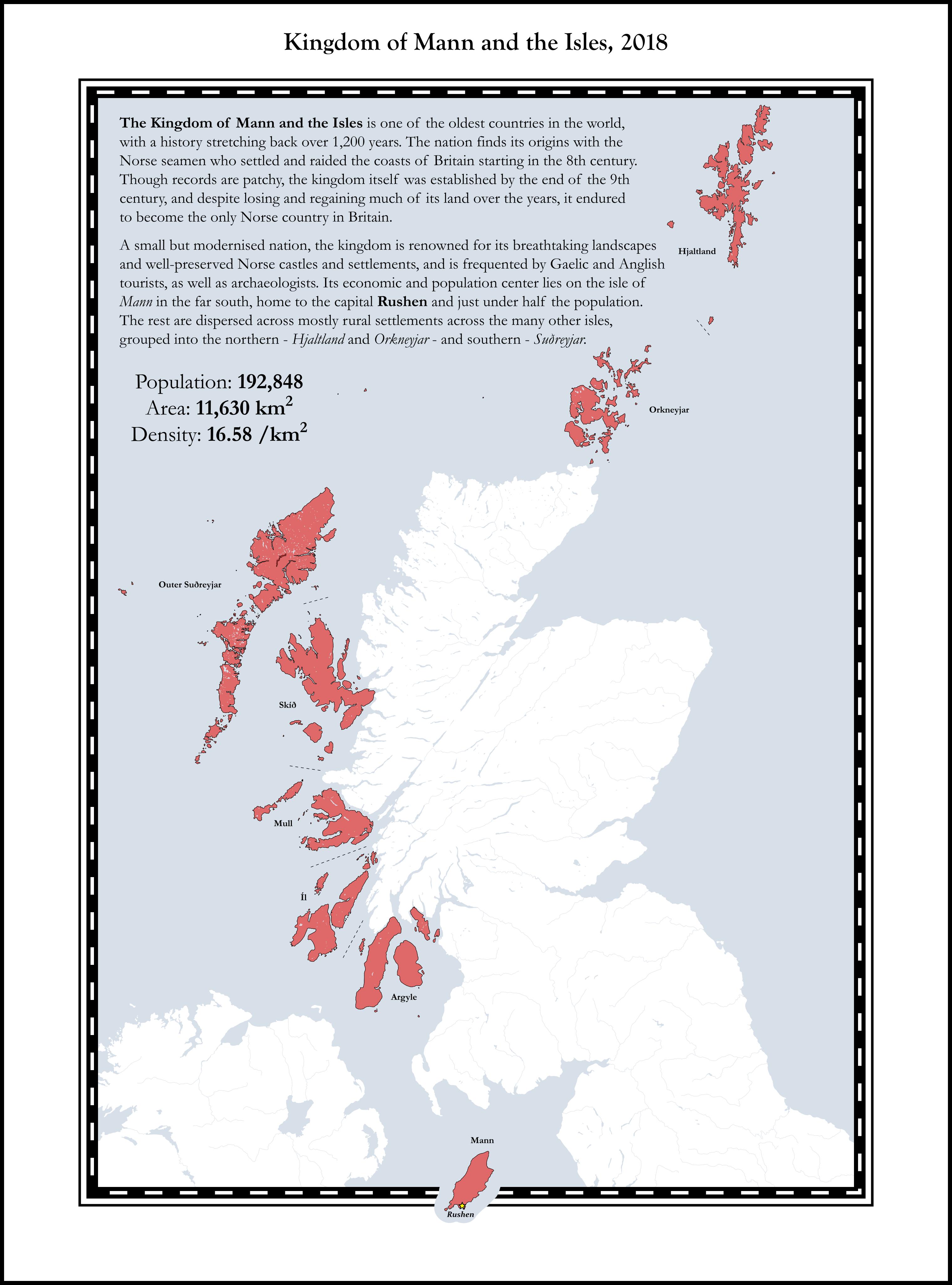 Oficial Isla de Hombre Tt Niños Races Rojo Mapa Tapa
