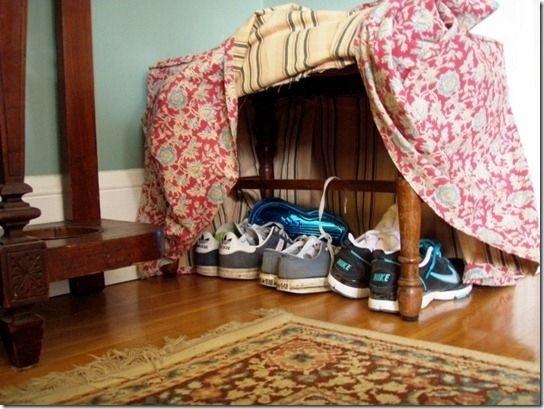 24 Maneras de evitar que tus zapatos se salgan de control ¡Ponles ...