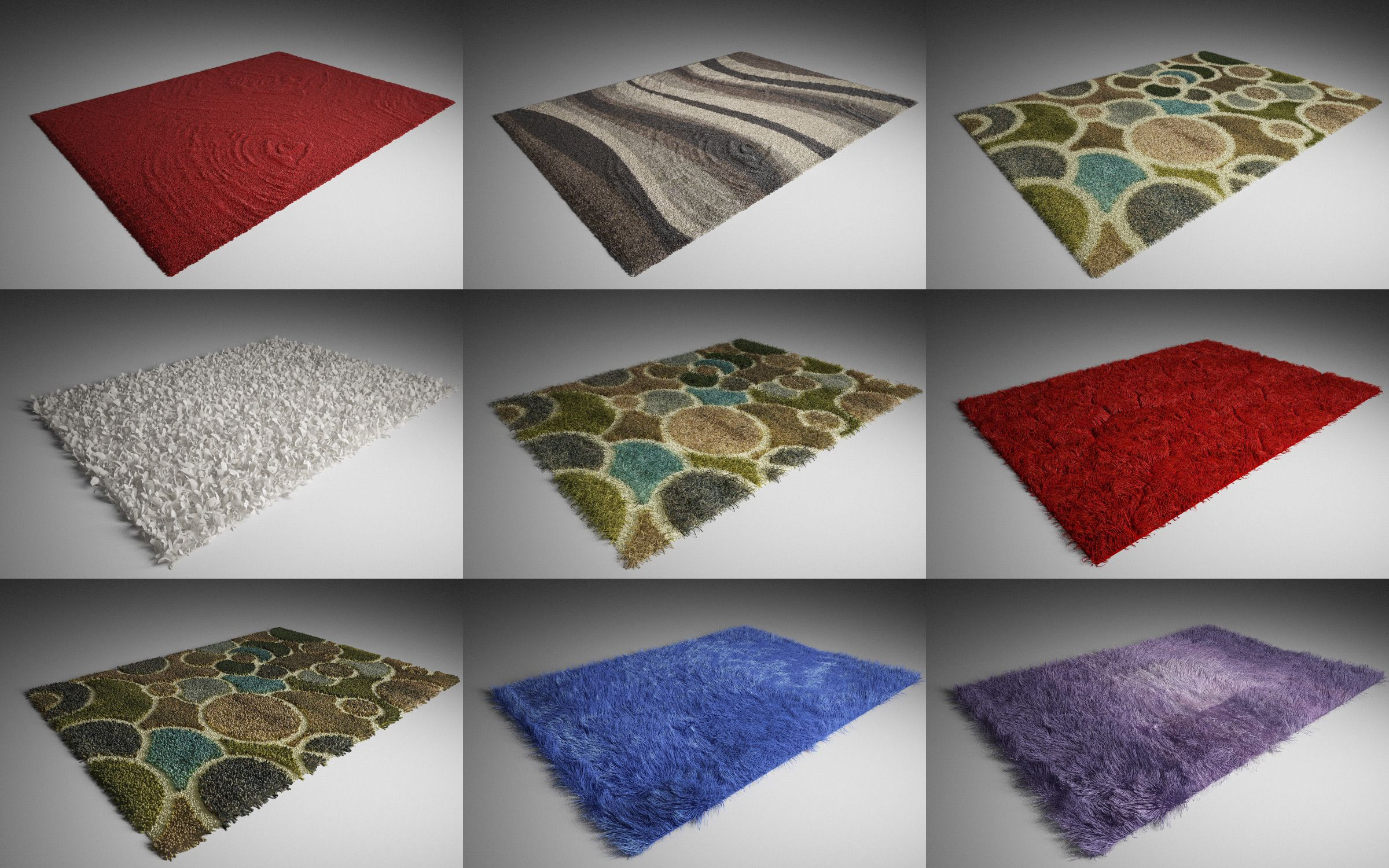 Rugs And Carpets 3ds Max Vray Tutorial Viscorbel