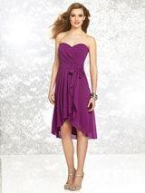 Bridesmaids Dress: Social Bridesmaids FALL 2013 - 8131