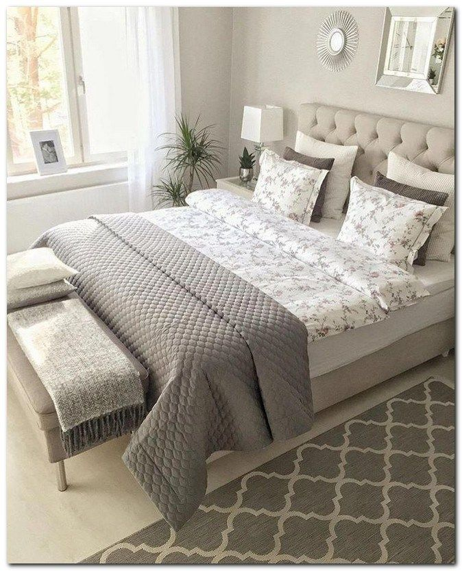 48 Romantic Bedroom Ideas for Couples On a Budget # ...