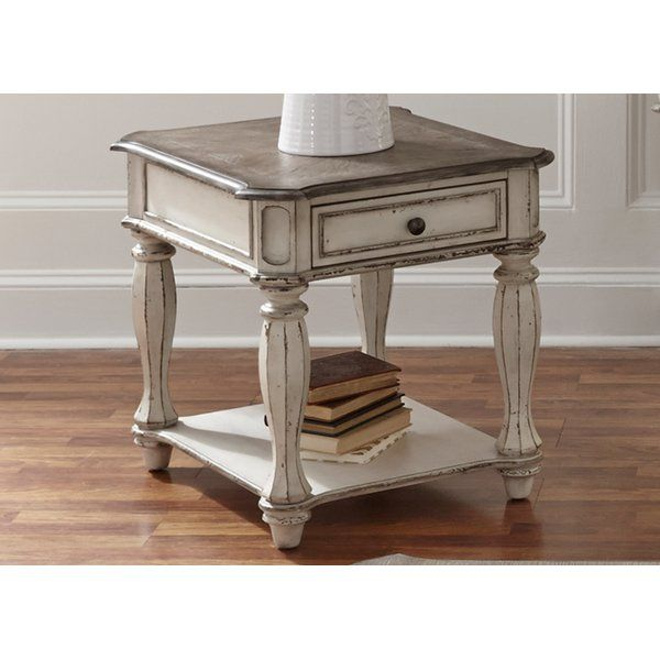 Best Tavant End Table White End Tables End Tables Liberty 640 x 480