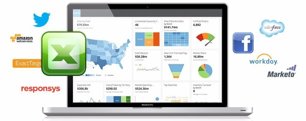 Excel gives you the data you need. Domo helps you see it the way you want. #ExcelDomo https://t.co/mKZHYFzUsN