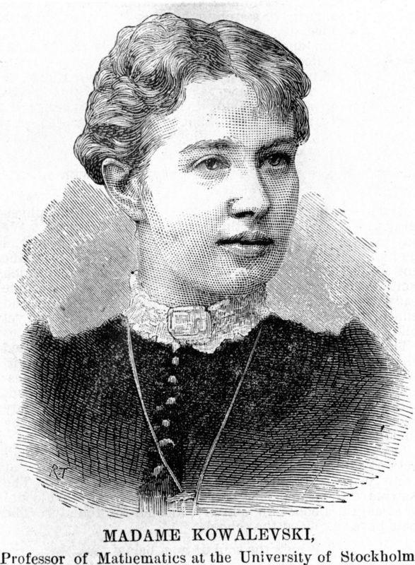 Famous Women Mathematicians