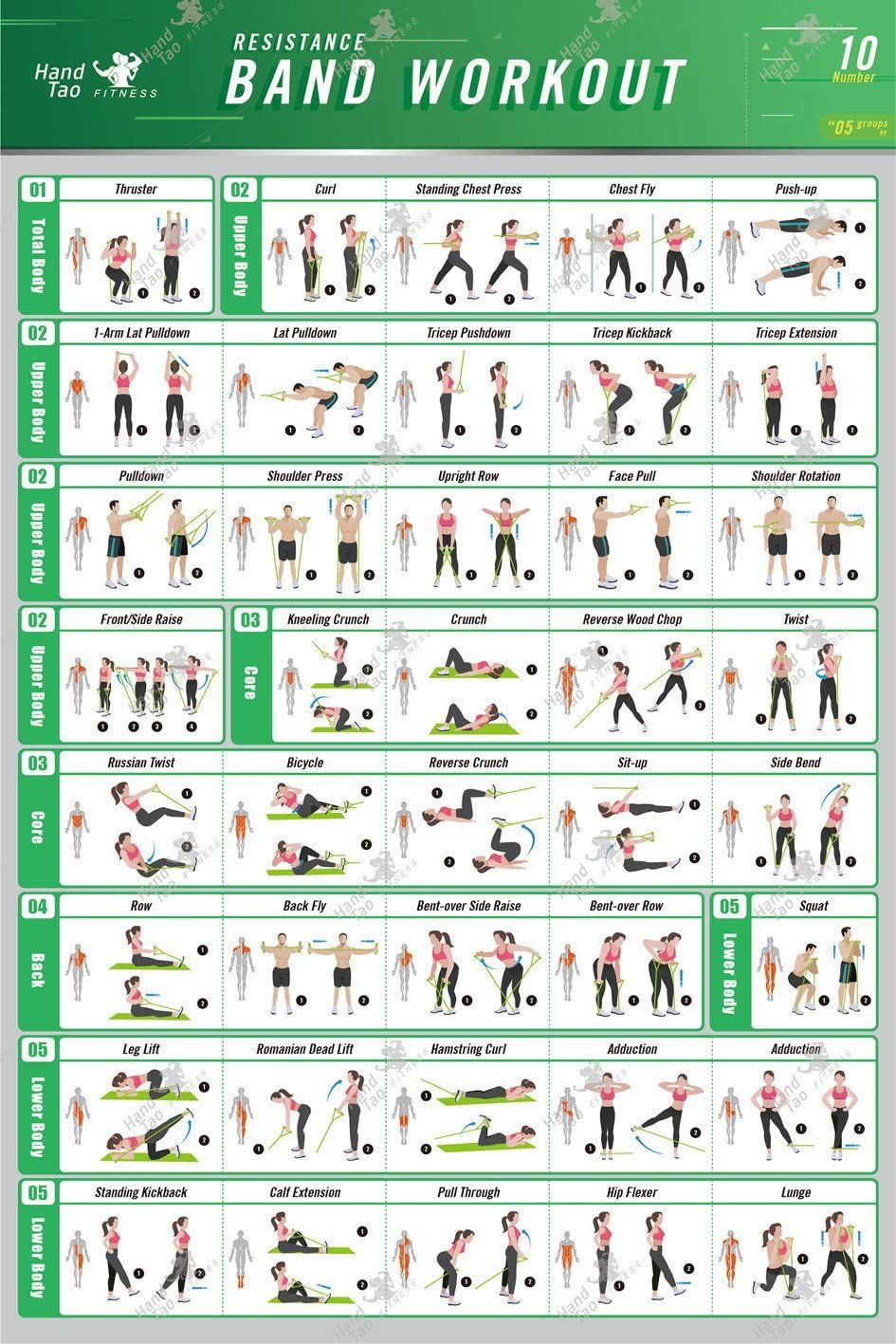 "Poster Fitness Workout Quotes Gym Font Print poster 20/""x13/""inch 05"