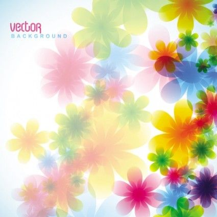 Dream spring flowers background 05 vector craft ideas pinterest dream spring flowers background 05 vector mightylinksfo