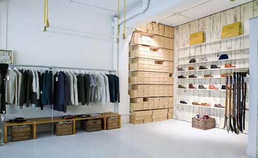 simple clothing store interior ideas | bedroom | Clothing store ...