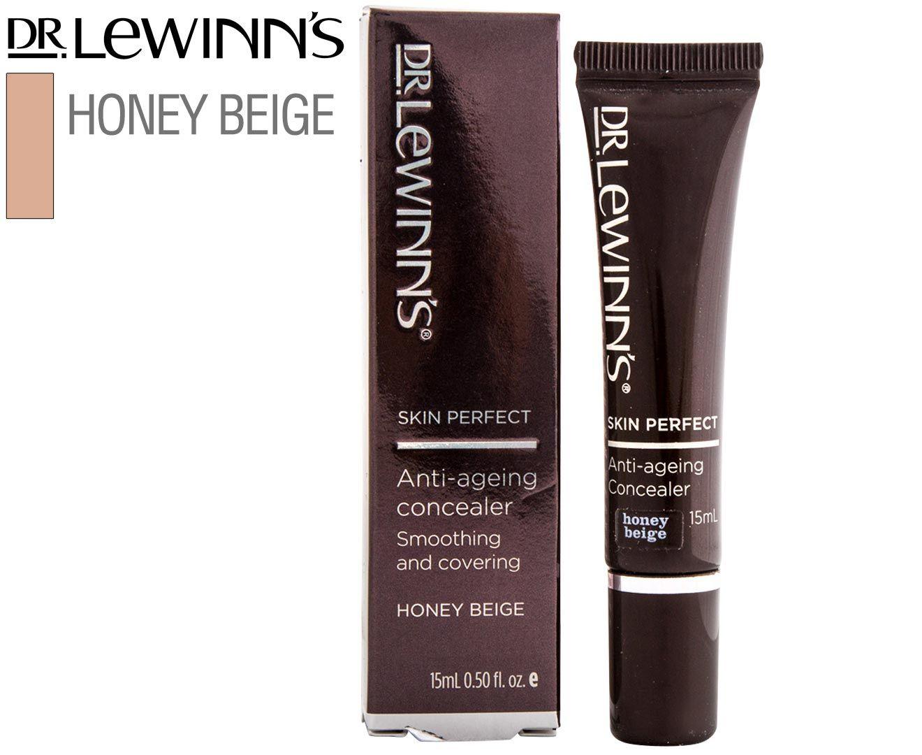 Dr Lewinns Skin Perfect Anti-Ageing Concealer Honey Beige