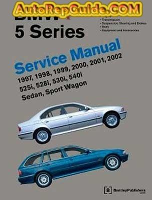 Download Free Bmw 5 Series E39 Repair Manual Image By Autorepguide Com Repair Manuals Bmw Bmw 5 Series