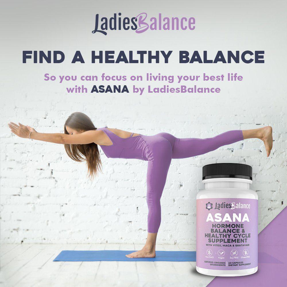 Fertility Pcos - Asana LadiesBalance Womens Hormone Balance Healthy
