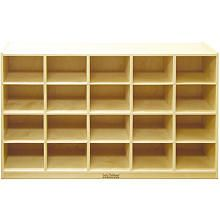 20 Tray Storage Cabinet Early Childhood Resources Toys R Us Cubby Storage Cubby Hole Storage Cubbies