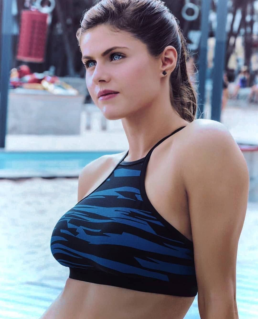 Alexandradaddario Baywatch Alexandra