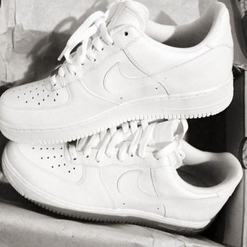 new york 13f35 39040 NIKE AIR FORCE 1 LOW GRADE SCHOOL WHITE ROYAL TINT LEATHER TRAINER 314219  131   Giyim Takı, 2019   Pinterest   Nike air force, Nike air ve Nike.
