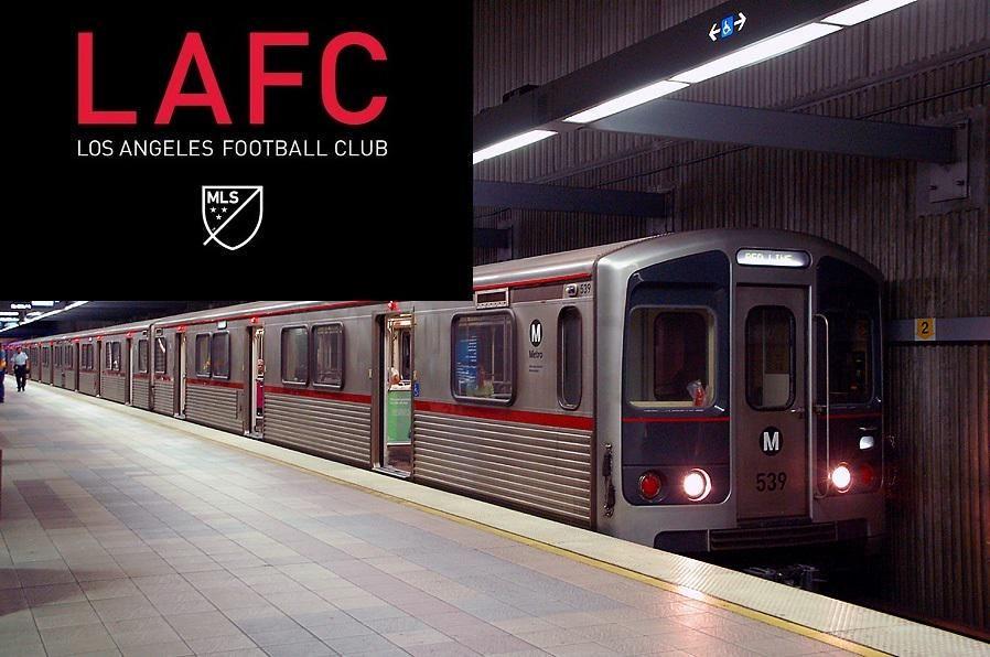 Ready when you are @LAFC #IE4LAFC