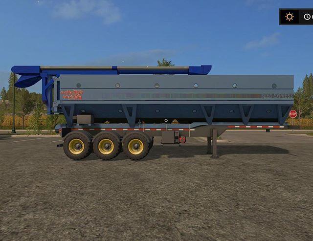 A Nice Tender Unit Fs17 Fs19 Grain Mod Toor Sims