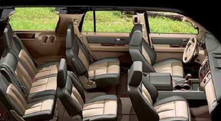 2017 Ford Expedition Interior 1