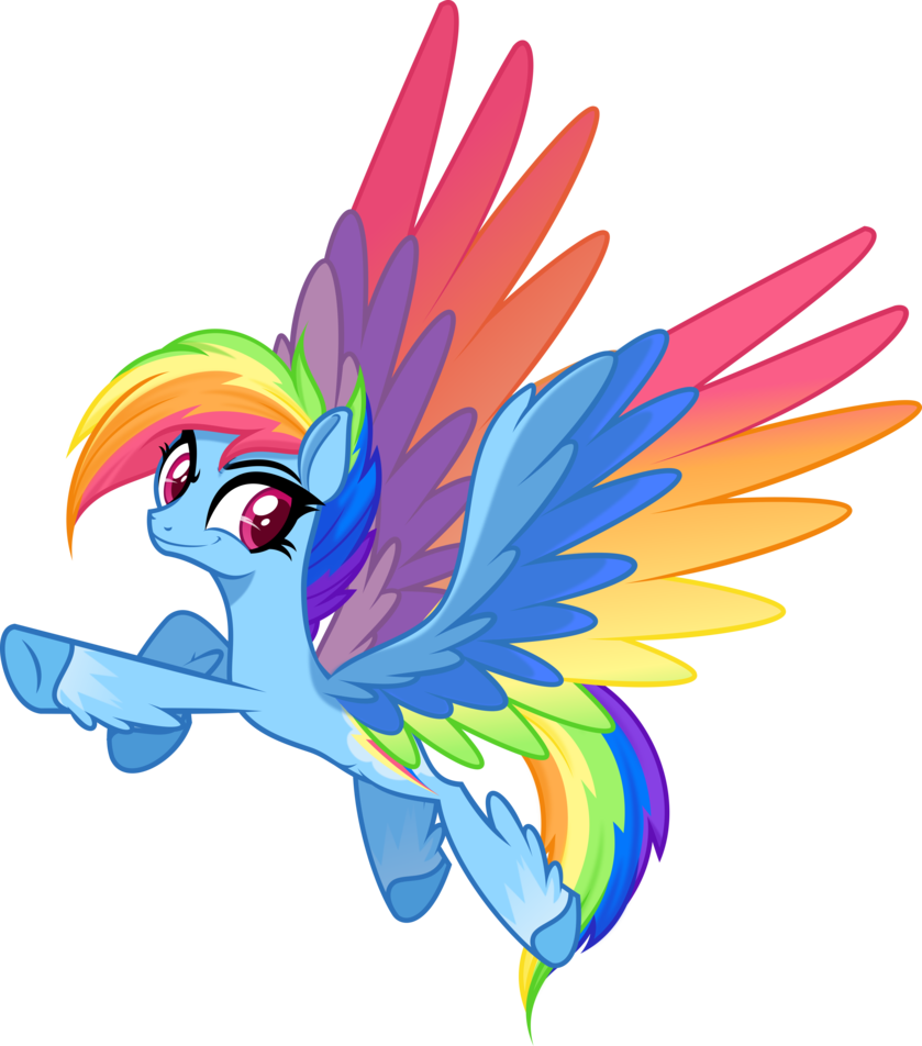 Future Dashie by Orin331 | my little pony | Mlp pony, My