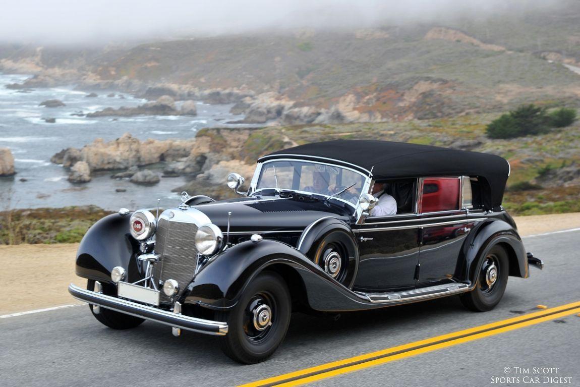 1941 mercedes benz 770k w150 offener tourenwagen carses. Black Bedroom Furniture Sets. Home Design Ideas