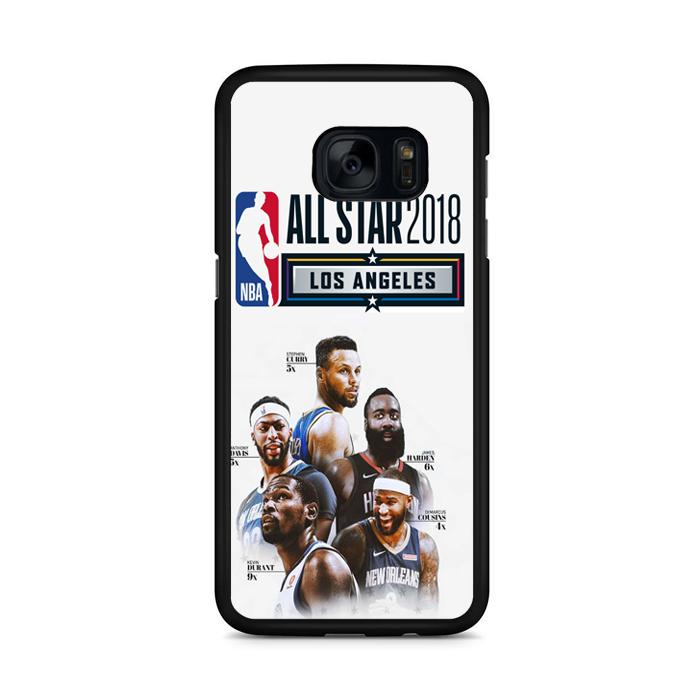 Nba All Star Wallpaper 2 Samsung Galaxy S7 Edge Case Republicase
