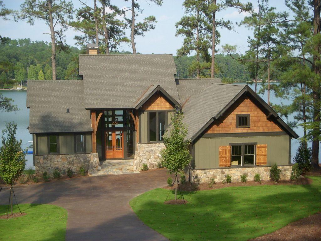 Lake Home Lake Martin in Alabama - , bon coin de campagne au bord de l eau ,,,,,, | Plan maison ...