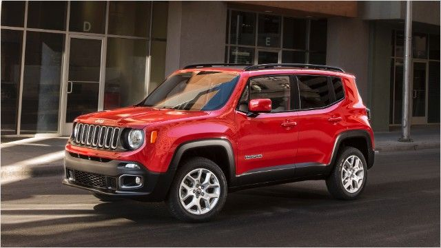 Jeep Unveils New Renegade Small Suv Con Imagenes Jeep Renegade