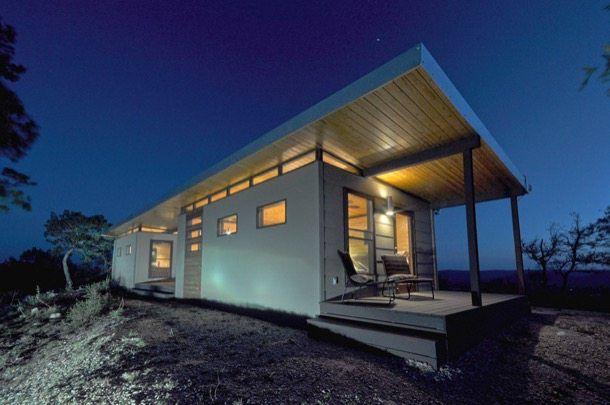 Kanga room systems estructuras en kit prefabricadas for Casetas prefabricadas pequenas