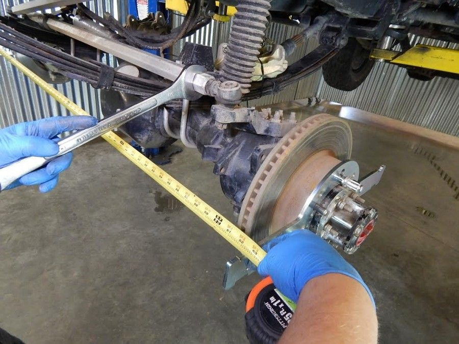 Diy Alignment Toe Set Tool 5 Patterns Suzuki Toyota Car