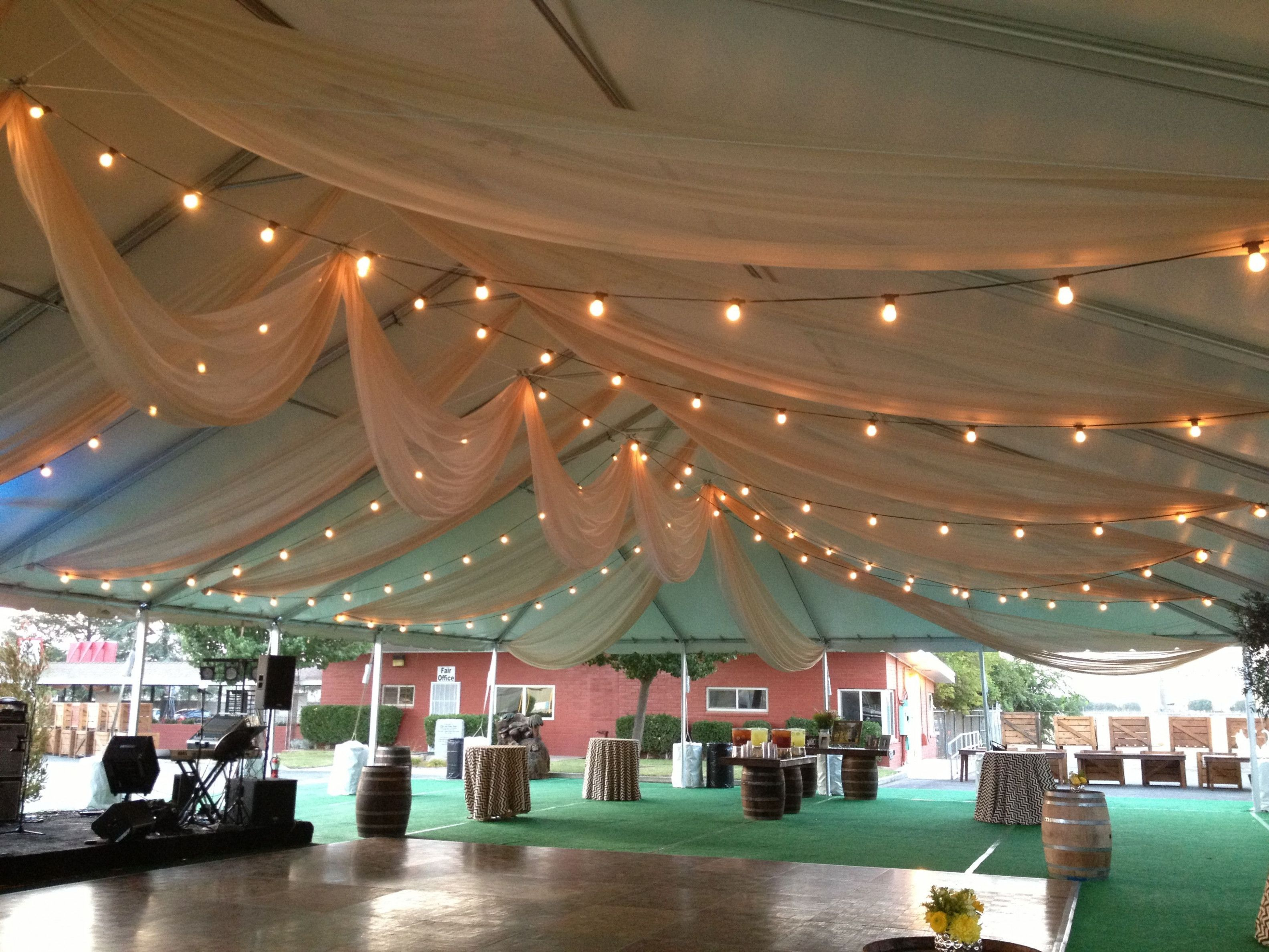 Tent Wedding Decorations Twinkle Lights is part of Wedding decor Ceiling - Allowed to help my website, in this particular time period We'll provide you with in relation to Tent Wedding Decoratio