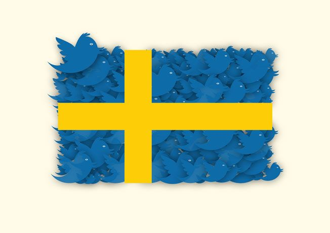 Sweden Turned Over Its Official Twitter Account To Everyday People In This Campaign Outcry After Guest Tweeter Sonja Abrah Sweden Creative Review Digital Jobs