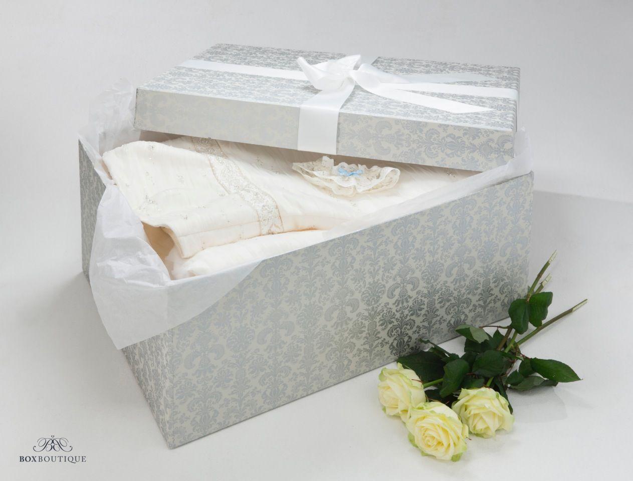 Stilvoller #Stauraum für Ihr #Brautkleid - die #Brautkleidbox ...