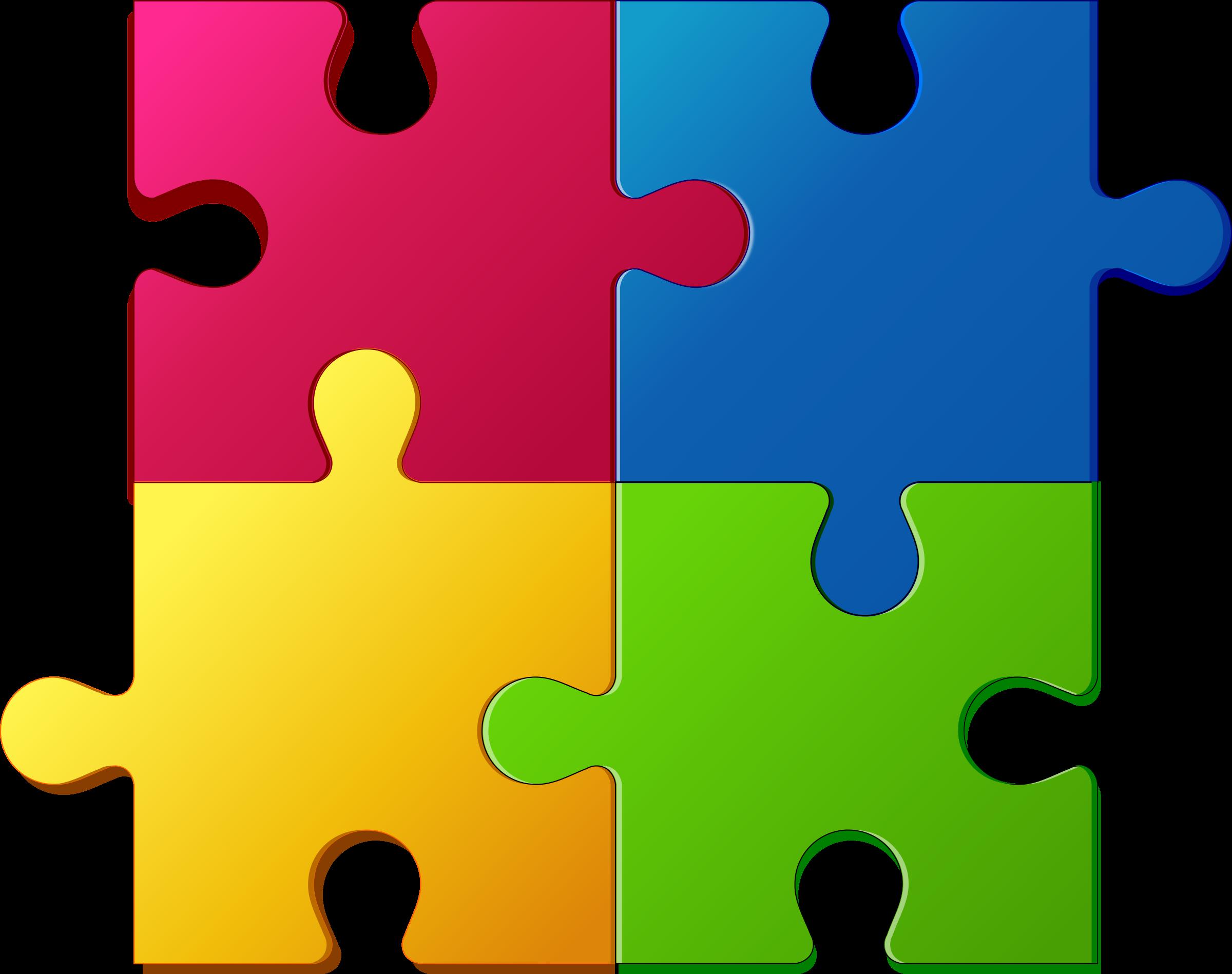 Jigsaw Puzzle By Voyeg3r Autism Puzzle Piece Puzzle Pieces Puzzle Piece Template