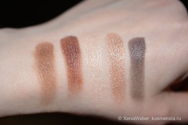 5 Couleurs Eyeshadow Palette - Touch Matte by Dior #7