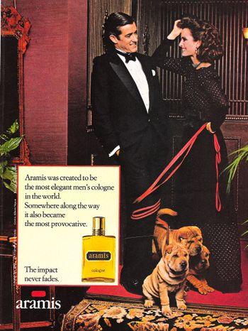 Yves Saint-Laurent Opium 1980/'s Advert Vintage Retro Style Metal Sign Plaque