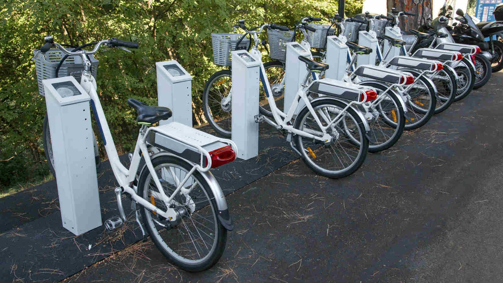 Shared Electric Bike Schemes Set To Take Off In England Electric