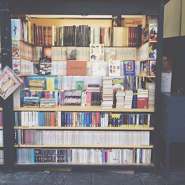 Via Po, Torino. #VSCOcam #instabook #instalibrary #instareading #books #picoftheday #torino #salto15