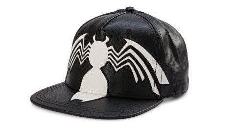 Venom Faux Leather Hat Hats Faux Leather Leather Hats