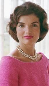 kennedy pearls Jackie