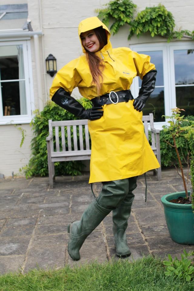 Femme Homme Pluie Jardin Festival De travail Imperméable Caoutchouc Wellies Wellington Bottes