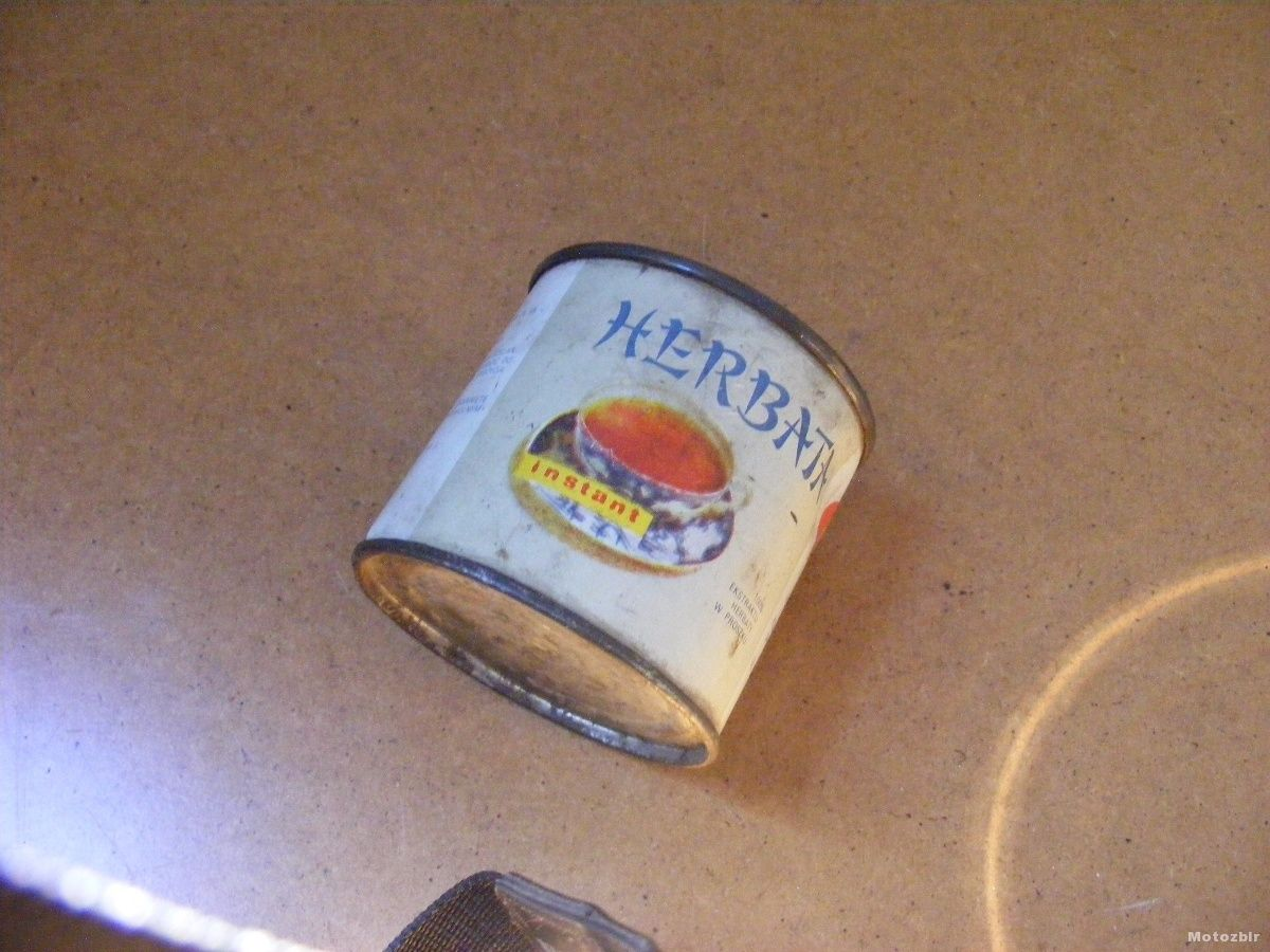 Herbata Instant Amino 1979 Coffee Cans Canning Drinks
