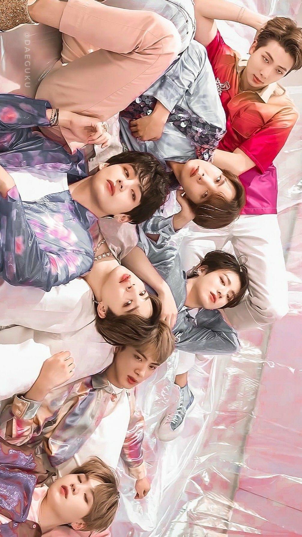 BTS 2020 SEASON'S GREETINGS LOCKSCREENS // WALLPAPERS