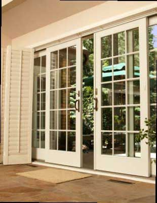 4 Panel Gliding Door I Love It Home Ideas 3 Pinterest Doors